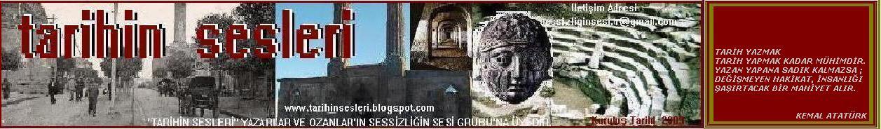 TARİHİN SESLERİ DERGİSİ