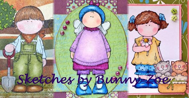 Sketches by Bunny-Zoe