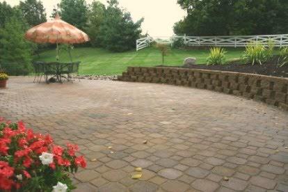 showplace garden center paver patio design northern ky