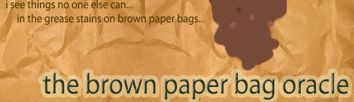 Brown Paper Bag Oracle