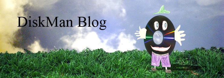 DiskMan Blog