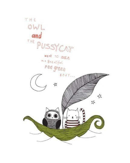[owl+and+pussy]
