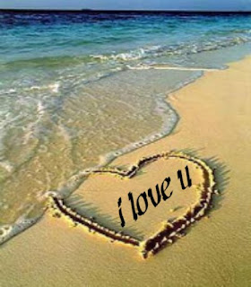 What would you write in a love letter to your boyfriend while he is on vacation?