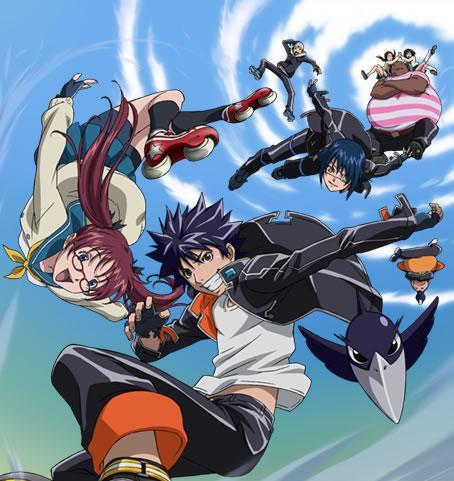 [BRINCADEIRA] Qual eh o filme/serie/desenho/anime? Air+gear