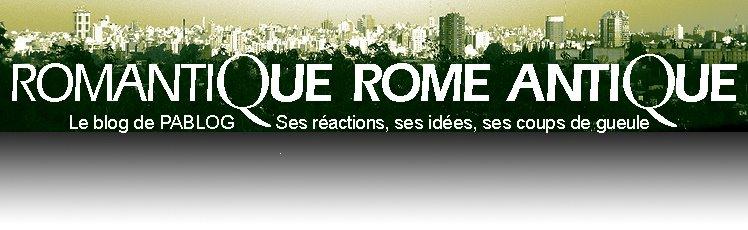 romantique rome antique