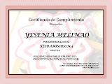 Certificado al cumplimiento reto 4