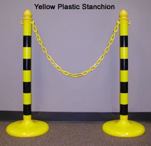 Stanchion Crowd Control System