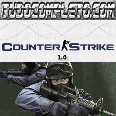counter-strike 1.6 (pc) non-steam + patch + online completo