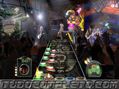 Guitar Hero 4 Aerosmith (PC) Full ISO