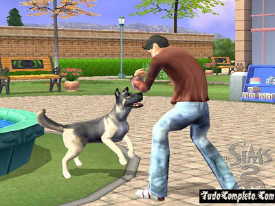 (The Sims 2%3A Pets games pc) [bb]