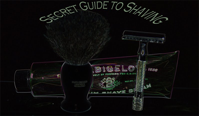 The Secret Guide to Shaving