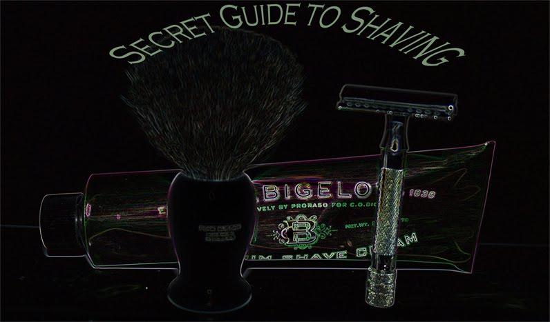 The Secret Guide to Shaving