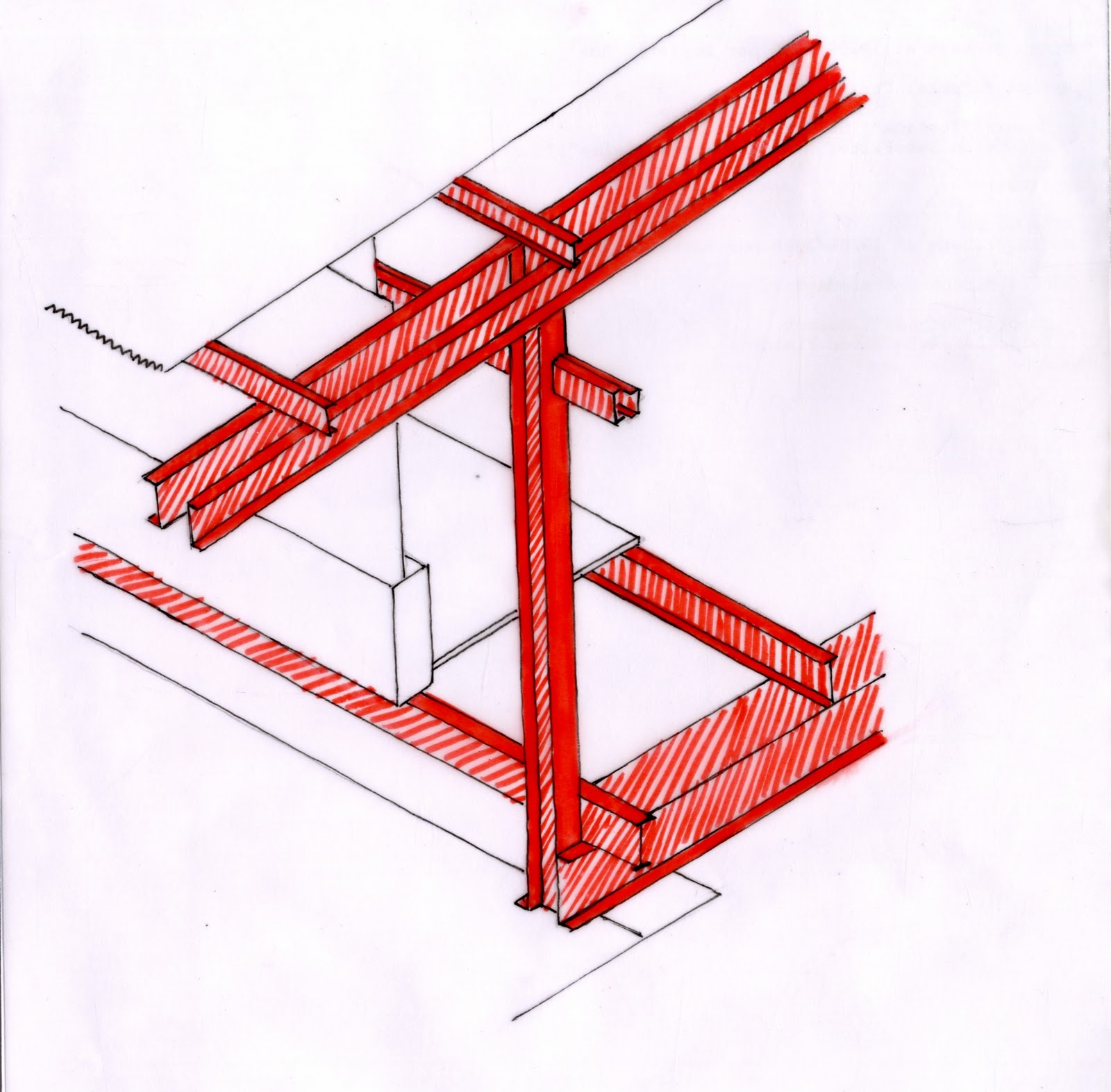 Casa propia francisco cabrero materiales y estructura - Casas con estructura metalica ...
