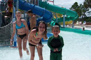 Different Paths Through Our Lives: Oops More Water Park Pics