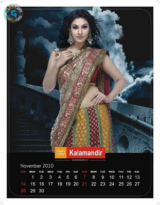 Multi-colour Designer Saree