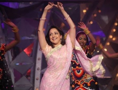 Dancing Queen Judge Hema Malani dances inher own show