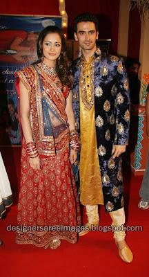Small Screen Actress at the Star Parivaar Awards 2009