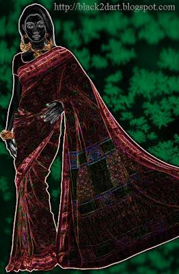 Assam Handloom Cotton Saree
