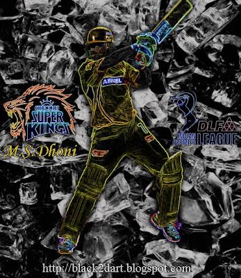 Mahendra Singh Dhoni - Chennai Super Kings (IPL 20-20)
