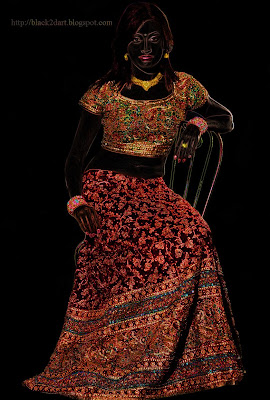 ghagra coli dress image