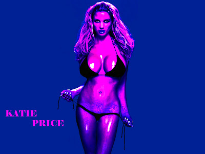 katie price sexy colourfull image