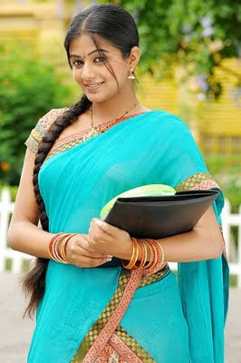 Priya mani in half Saree