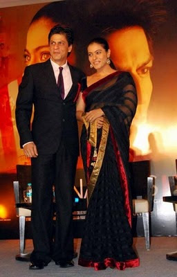 http://chudidaar.blogspot.com/ Bollywood Actress in Saree Kajol