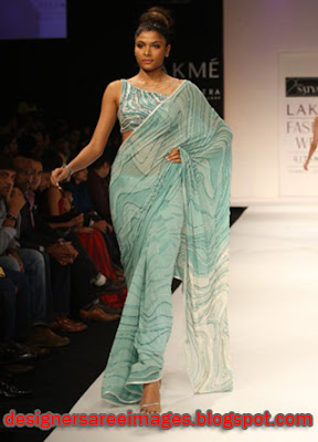 Satya Paul Designer Saree