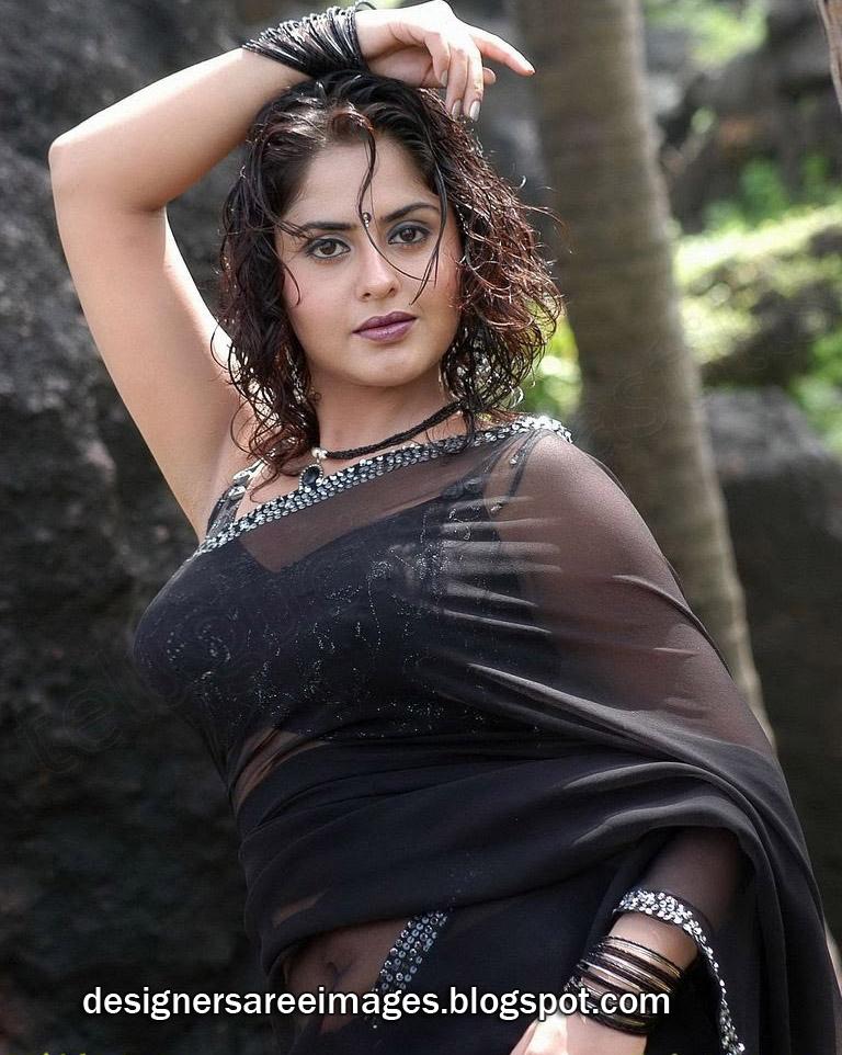 Actress Farzana Sarees Hot Photos Designersareeimages Com 038 Ester Noronha Blog