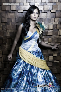 Actress Anushka Photoshoot for Galatta Cinema Magazine