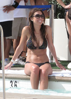 Audrina Patridge Hot in Bikini Pictures
