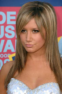 Ashley Tisdale - Celebrity Duckfaces