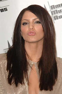Katharine Mcphee - Celebrity Duckfaces