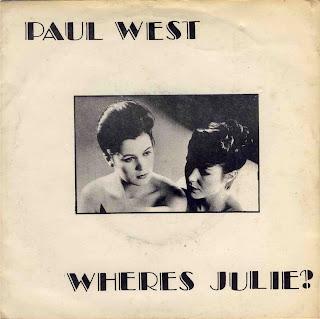 Paul West Wheres Julie