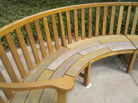 teak furniture refinishing restoration why you should never use rh teakrefinishing blogspot com outdoor furniture finishing outdoor furniture varnish or oil