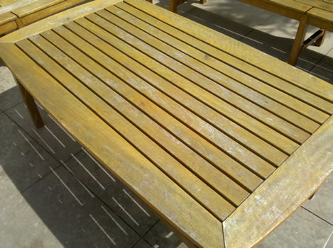 Why You Should Never Use Varnish On Outdoor Teak Furniture Part 47