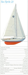Sea Sprite 23 Design
