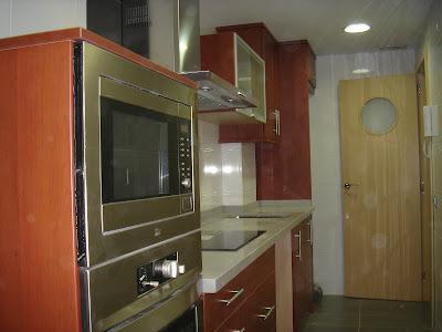 Elcreadordecocinas los microondas for Mueble horno empotrado