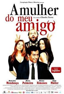 Filme A Mulher do Meu Amigo DVDRip XviD Nacional