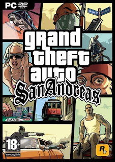 GTA San Andreas Completo e Portable download baixar torrent
