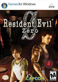 resident evil zero+c%C3%B3pia Resident Evil Zero [PC]