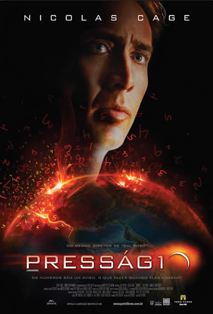 Download - Presságio - DVDRip AVI Dual Áudio