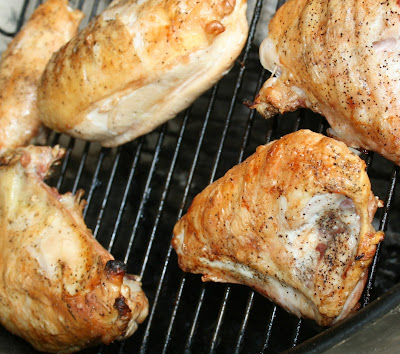 Barbecue Master: Grilled Chicken and Grilled Garlic Toast