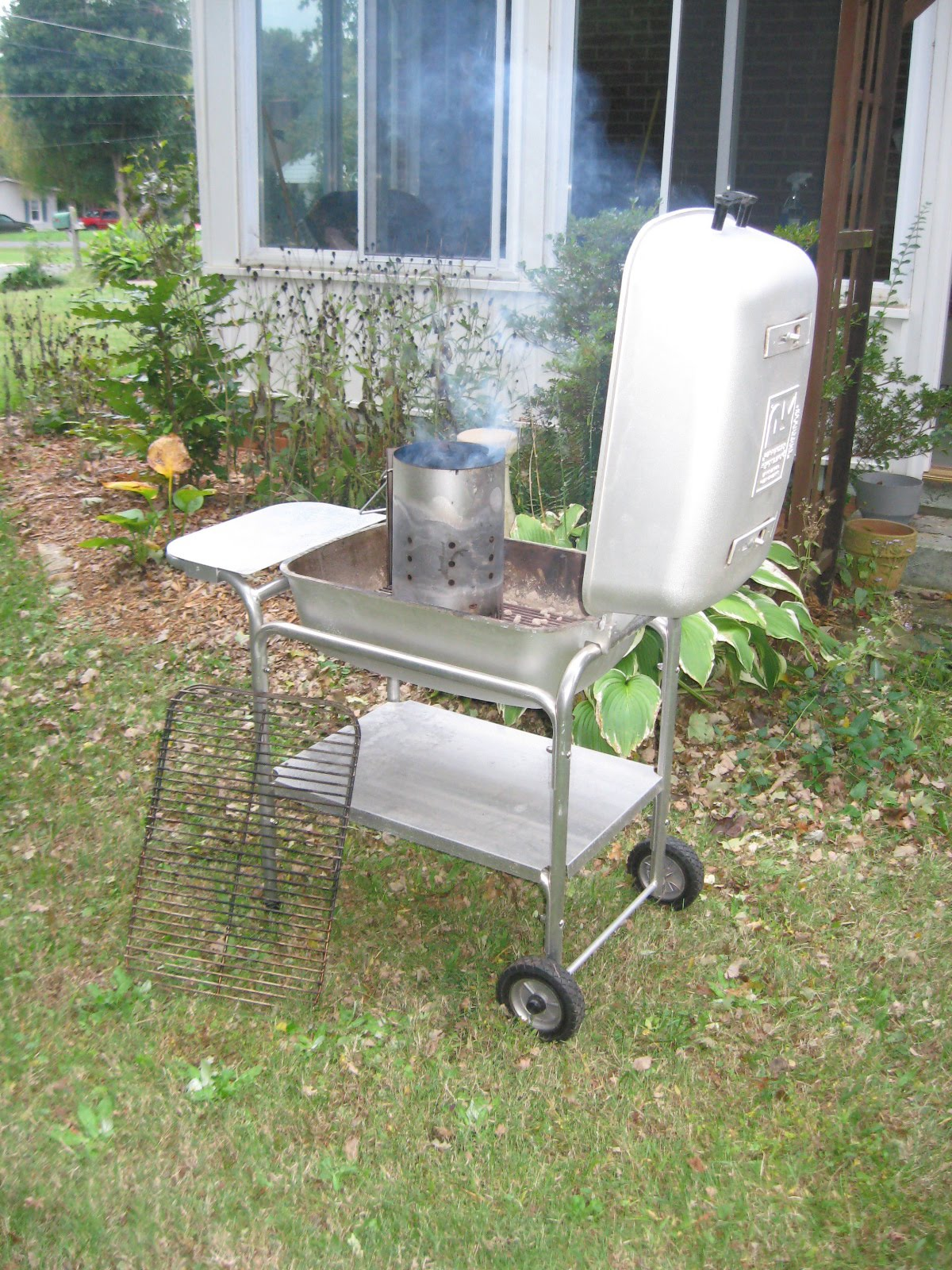 Portable Kitchen Cooker Pk Grill Cast Aluminum Can T Be Beat
