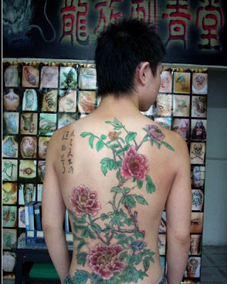 Labels: japanese flowers tattoo pictures
