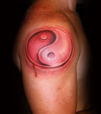 Labels: Yin Yang Tattoos
