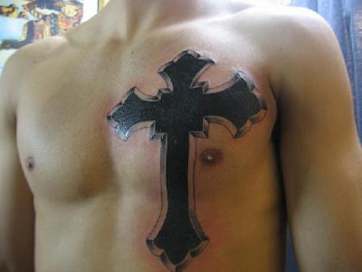 tattoo cross. Cross Tattoos Pictures