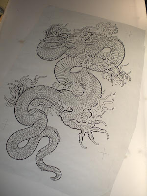 dragon tattoo japan. The Art Of Japanese Tattoo