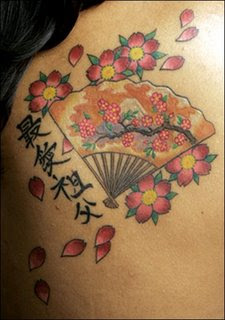 Ucil japanese flower tattoos Avenged