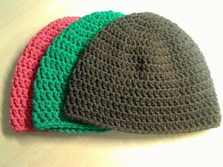 Crochet Hat Pattern - Free Crochet Pattern Oombawka Design